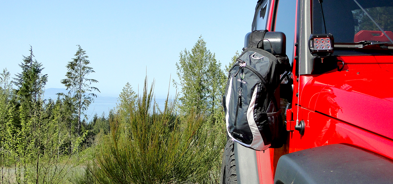 Bug Out Bag Off Road Expedition