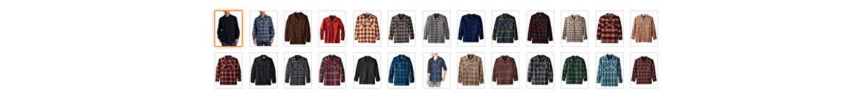 Colors and Patters Pendleton Shirts Men