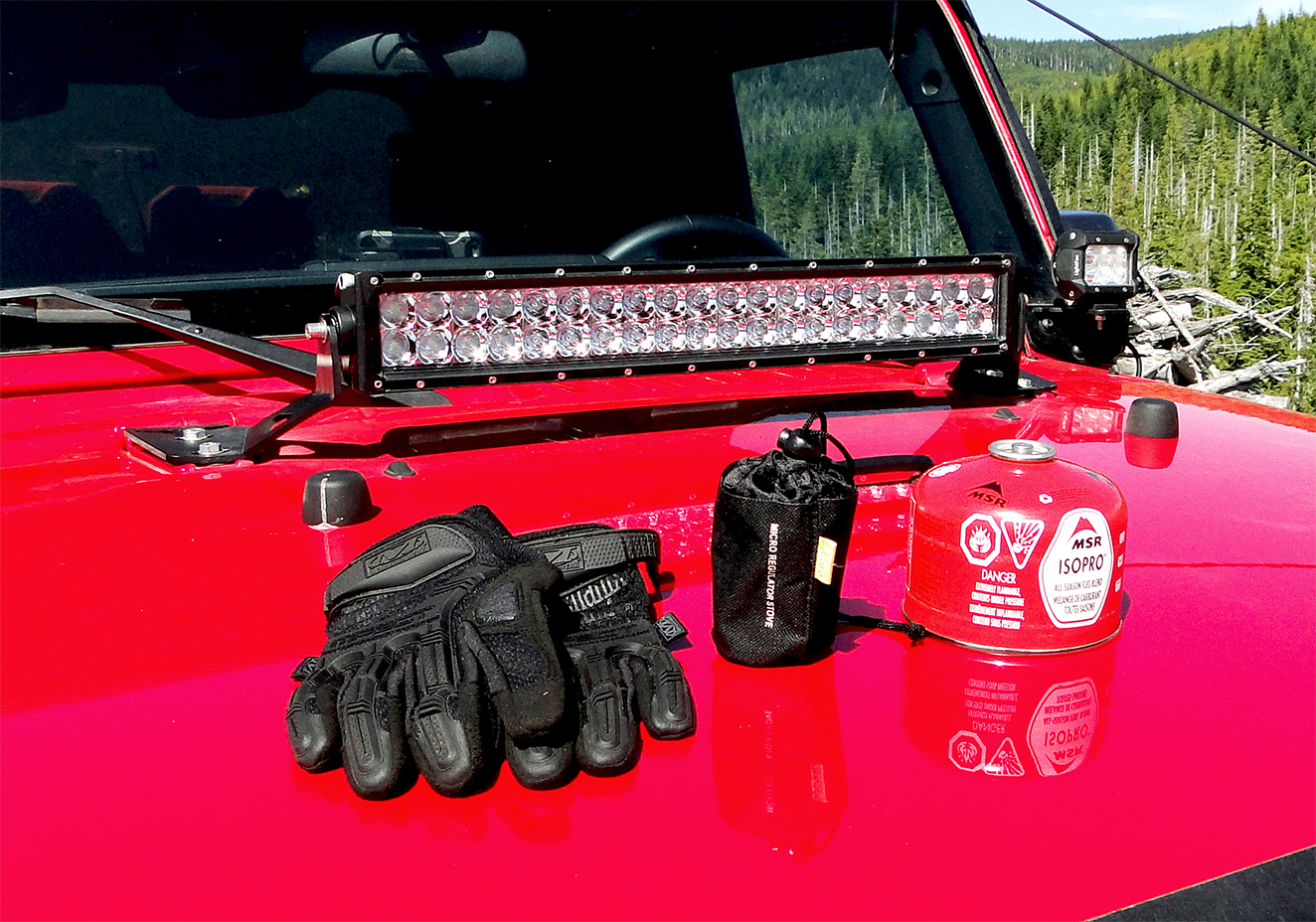 MSR Compact Stove Off-Road Expedition