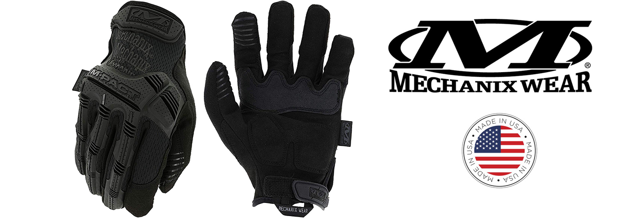Mechanix Wear Gloves MPact Made in USA