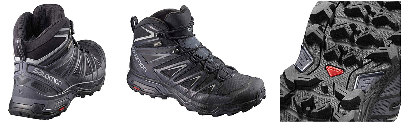 Salomon Shoes for Off Road 4x4 Adventures Jeep Wrangler