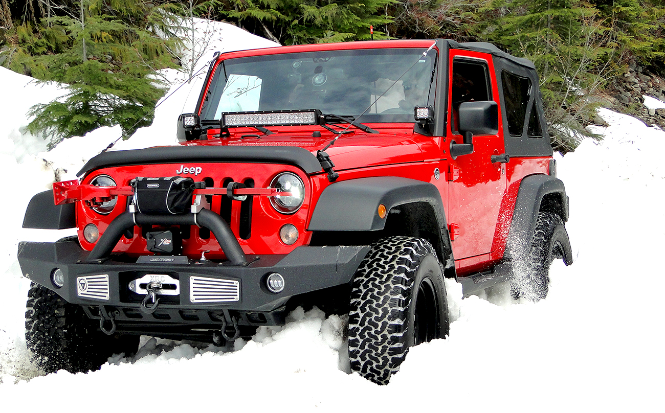 Best wipers in cold winter Wrangler JK 2 Doors