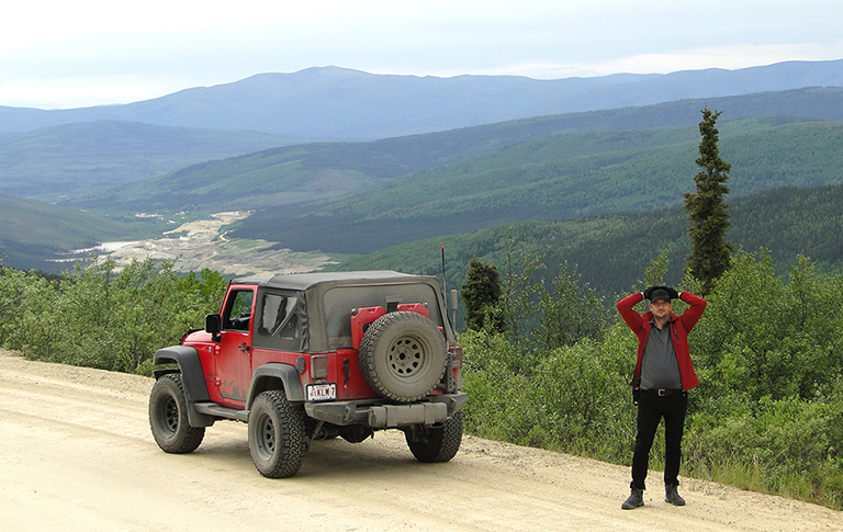 Overland Wrangler JK Solo Expedition