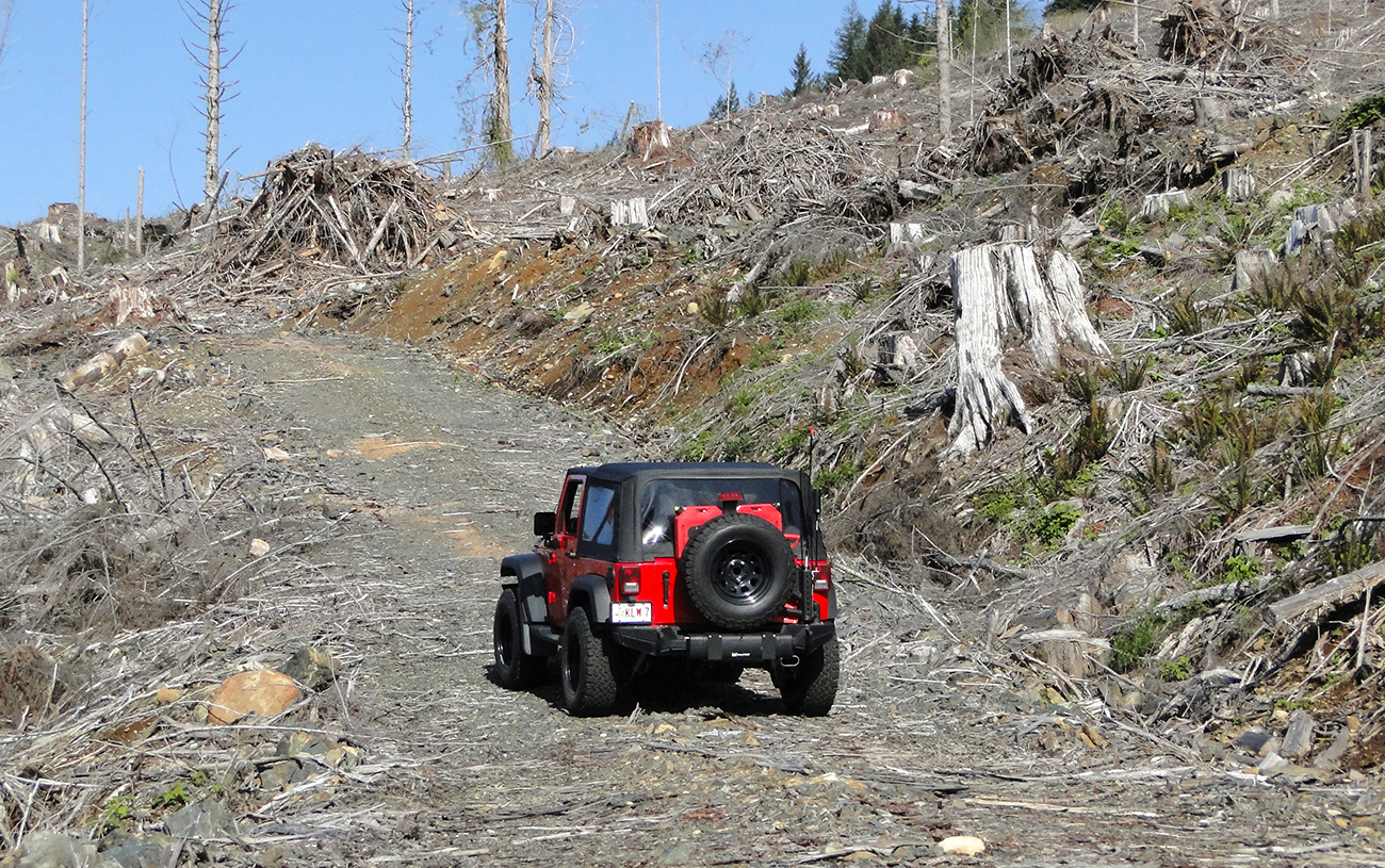 Wrangler JK Overland Accessories