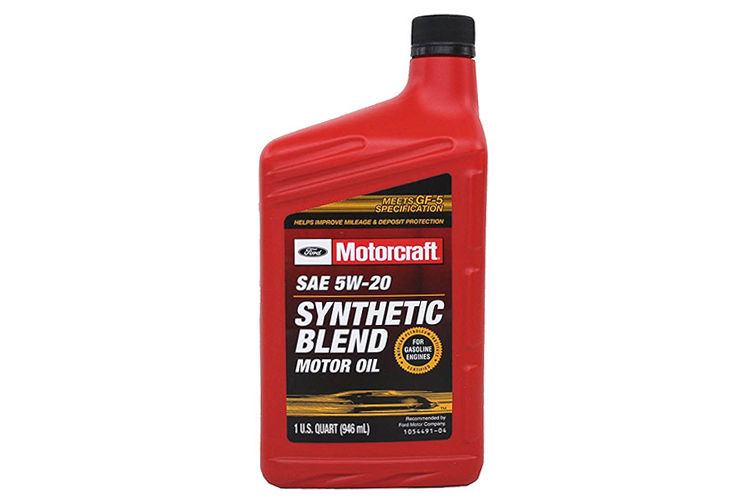 5W-20 Engine Oil Motocraft