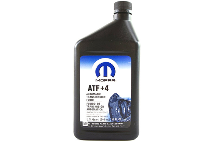 Transfer Case Fluid ATF4