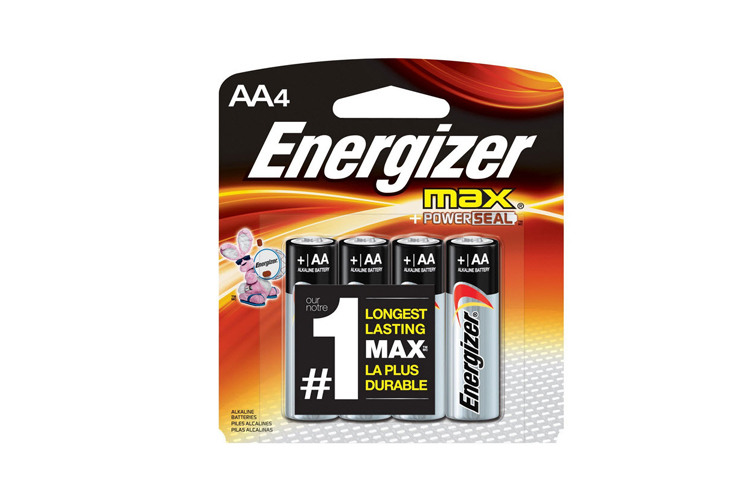AA Batteries Energizer