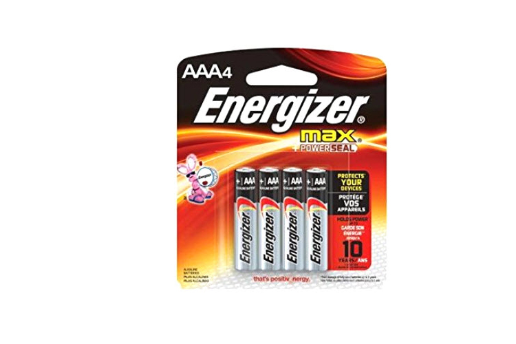 AAA Batteries Energizer