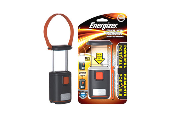 Energizer LED Lantern for Trail Repairs