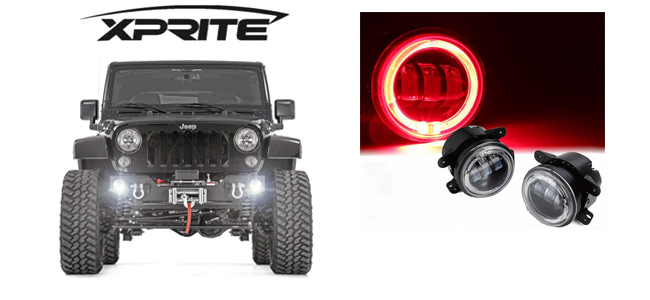 Delta Xprite Fog Lights